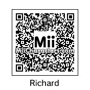 QR Code for Richard Watterson by Mike91