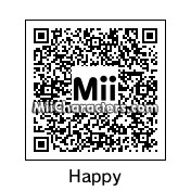 QR Code for Happy by Rudolph
