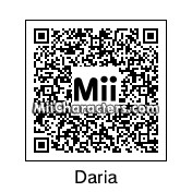 QR Code for Daria Morgendorffer by Fureon
