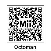 QR Code for Octoman by aMAXproduction