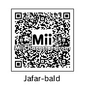 QR Code for Jafar by Chrisrj