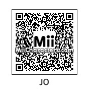 QR Code for John Oliver by quisui