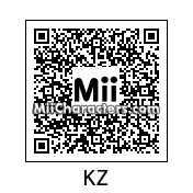 QR Code for KZ Tandingan by Justin Tan