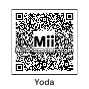 QR Code for Yoda by AndrewXIV