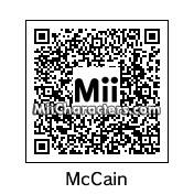 QR Code for John McCain by rababob