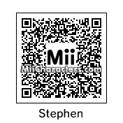 QR Code for Stephen Colbert by quisui
