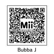 QR Code for Bubba J by Junks