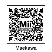 QR Code for Mr. Maekawa by rhythmclock