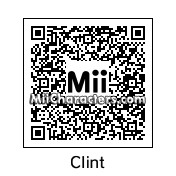 QR Code for Clint Eastwood by celery