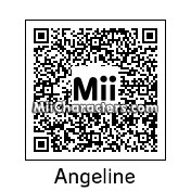 QR Code for Angeline Quinto by Justin Tan