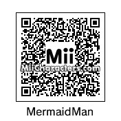 QR Code for Mermaid Man by Mryoshi64