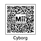 QR Code for Cyborg by AnthonyIMAX3D