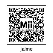 QR Code for Jamie Mcmurry by brosis