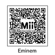 QR Code for Eminem by MickJamesFromY