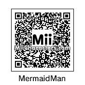 QR Code for Mermaid Man by BubsyTheBobcat