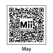 QR Code for May by Wii U