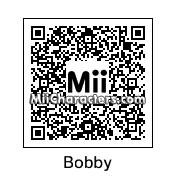 QR Code for Bobby Flay by Safi