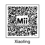 QR Code for Xiaoling by rhythmclock