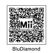 QR Code for Blue Diamond by PaperJam
