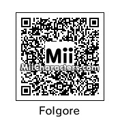 QR Code for Parco Folgore by Corporate