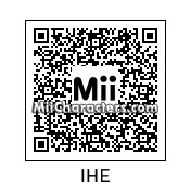 QR Code for I Hate Everything by PaperJam