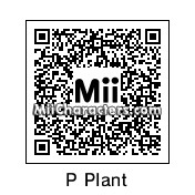 QR Code for Piranha Plant by PaperJam