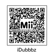 QR Code for IDubbbzTV by MickJamesFromY