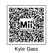 QR Code for Kyle Gass by MickJamesFromY