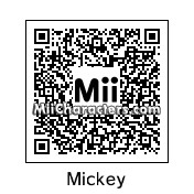 QR Code for Mickey Mouse by marsforever97