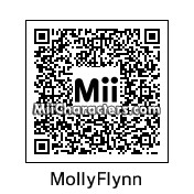 QR Code for Molly Flynn by Pakled