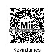 QR Code for Kevin James by Pakled