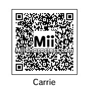 QR Code for Carrie Underwood by kitty kat