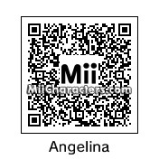 "QR Code for Angelina ""Jolie"" Pivarnick by Esther"