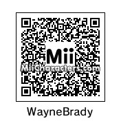 QR Code for Wayne Brady by Burrito