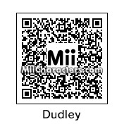 QR Code for Dudley Puppy by Bloo