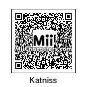 QR Code for Katniss Everdeen by maggie