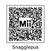QR Code for Snagglepuss by 9-Volt