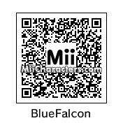 QR Code for Blue Falcon by LYJ12