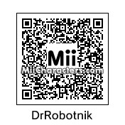 QR Code for Doctor Ivo Robotnik by chris