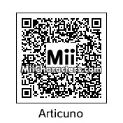 QR Code for Articuno by LYJ12