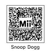 QR Code for Snoop Dogg by Brandon