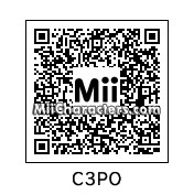 QR Code for C-3PO by BobbyBobby