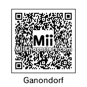 QR Code for Ganondorf by !SiC