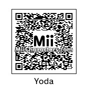 QR Code for Yoda by !SiC