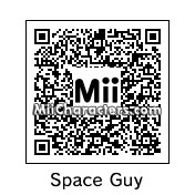 QR Code for Astronaut by !SiC