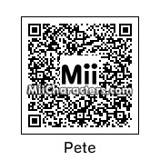 QR Code for Pete Sampras by Tito