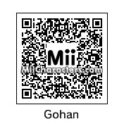 QR Code for Gohan by Tito