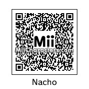 QR Code for Nacho Libre by celery