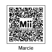 QR Code for Marcie by Ajay