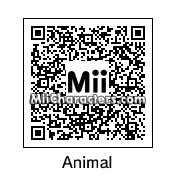 QR Code for Animal by !SiC